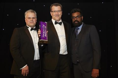 Property Fund Manager of the Year Sponsored by Yardi